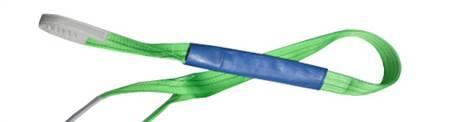 ПВХ защитный чехол для текстильных строп